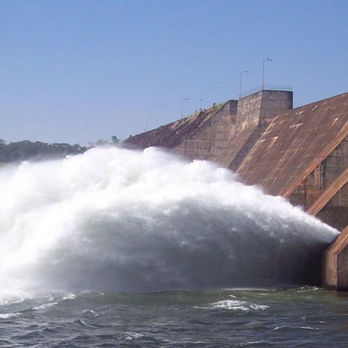 """Central hidroeléctrica """"Larreynaga"""""""