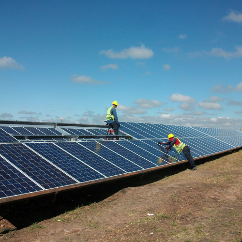Planta Solar «LA JACINTA»