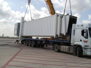 Remodelación de Túneles de Embarque