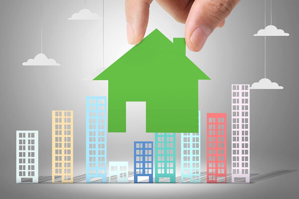 casa verde sostenible maqueta