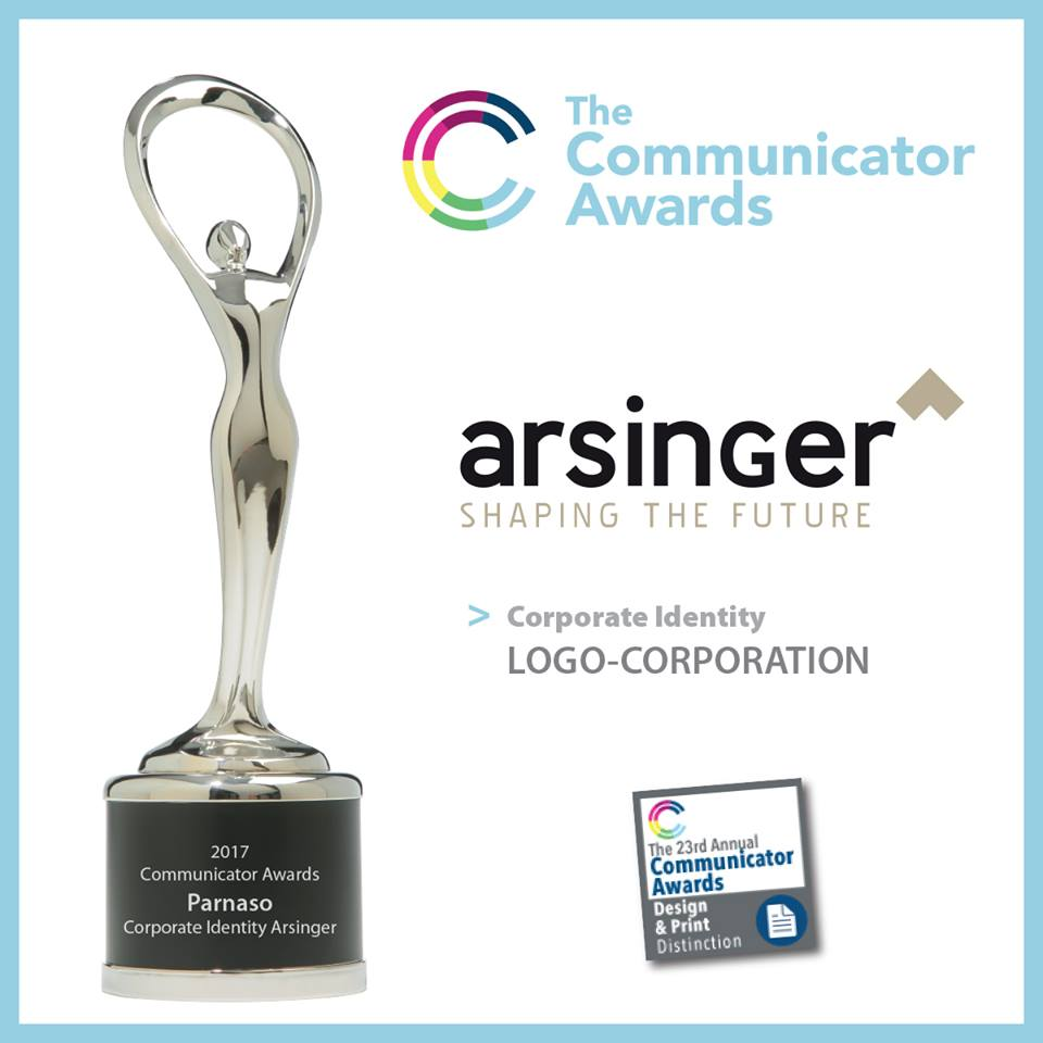 communicator awards arsinger