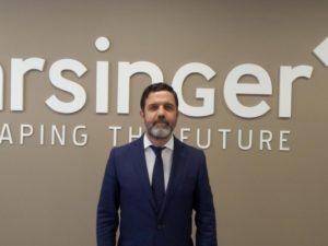 Arsinger en El Correo de Andalucía