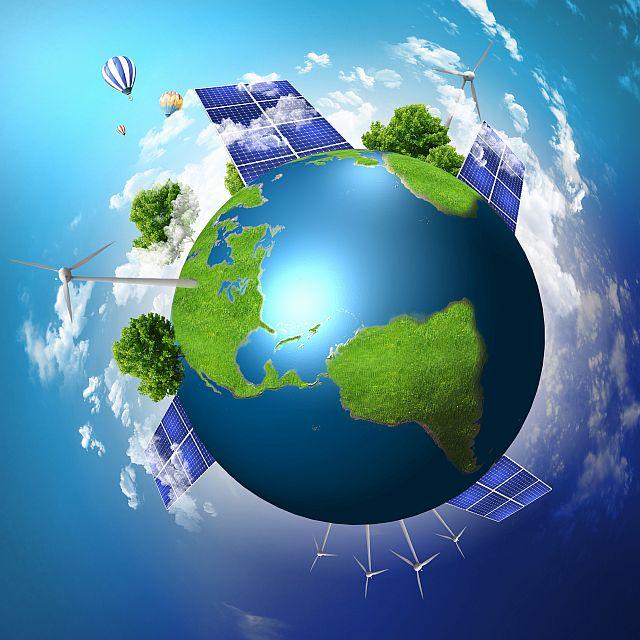 fuentes de energia renovable en planeta tierra Arsinger